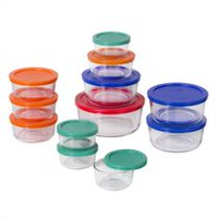 Pyrex Simply Storage Set, 24 Piece