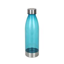 MAINSTAYS Plastic Water Bottle - 650ml, Blue