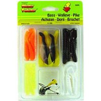 Breck's Mister Twister Bass Pike & Walleye Kit