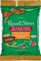 Russell Stover No Sugar Added Peanut Butter Cups