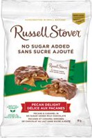 Russell Stover No Sugar Added Milk Chocolate Pecan Delights