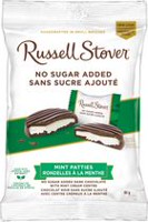 Russell Stover No Sugar Added Chocolate Covered Mint Patties