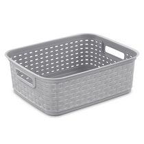 Sterilite short Weave Basket