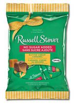 Russell Stover No Sugar Added Chocolate Butter Caramels