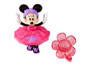 Fisher-Price Disney Minnie Splash 'n Spin Minnie Figure Bath Toy