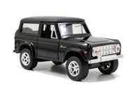 Metals 1:32 Just Trucks 1973 Ford Bronco Diecast Vehicle