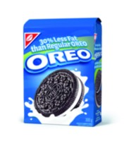 Oreo Reduced Fat Cookies