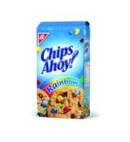 Chips Ahoy! Rainbow Cookies