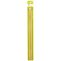 """Love Knitting 10"""" Bamboo Single Point Knitting Needles - 2 pieces"""