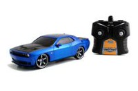 Metals 7.5 Big Time Muscle 2015 Dodge Challenger Radio Control Vehicle