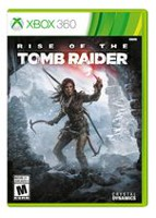Rise of the Tomb Raider (Xbox 360 Game)