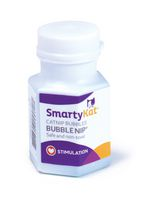 SmartyKat Bubble Nip Stimulation Catnip Bubbles