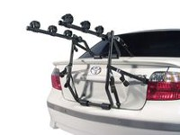 Deluxe 3 Bike Trunk Car Rack S.2