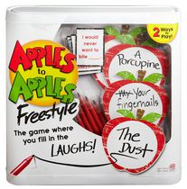 Jeu de cartes Apples to Apples Freestyle