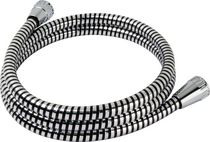 Brasscraft® Chrome/Black Shower Hose