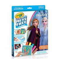 Crayola Color Wonder Glitter Paper Kit - Disney Frozen