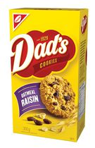 Dad's Oatmeal Raisin Cookies