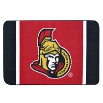 NHL nylon Mats Ottawa Senators