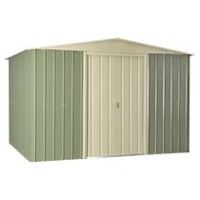 Globel 10' x 8' Steel Storage Shed