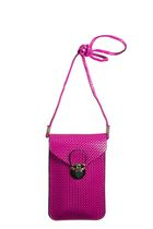 Champs Cell Phone Sling Bag Purple