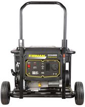 Firman 4000 Watt 6.5 HP Gas Powered Portable Generator and Wheel Kit