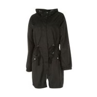 George Women's Fashion Anorak Black Soot XL