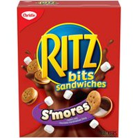 Ritz Bits S'mores Sandwich Crackers