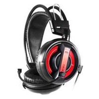 E-Blue Cobra Professional Gaming Headset - Red