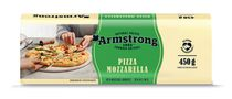 Fromage pour collations pizza mozzarella d'Armstrong