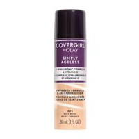 COVERGIRL Simply Ageless 3-in-1  Foundation Buff Beige - 225