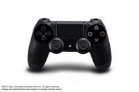 Black DUALSHOCK®4 Wireless Controller (PS4)