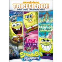 SpongeBob SquarePants Triple Feature: SpongeBob's Last Stand / Triton's Revenge / Viking Sized Adventures