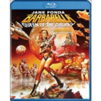 Barbarella: Queen Of The Galaxy (Blu-ray) (Bilingual)