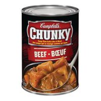 Campbell's Chunky Beef Soup