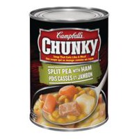 Campbell's Chunky Split Pea with Ham