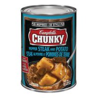 Campbell's Chunky Steak and Potato