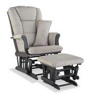 Chaise ber ante et tabouret confort de storkcraft for Chaise bercante liquidation