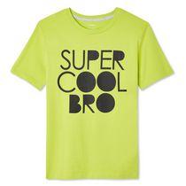 T-shirt avec imprimé graphique à manches courtes George pour garçons