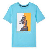 T-shirt de sport avec imprimé graphique George pour garçons