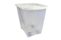 Van Ness Pet Food Container 25lb