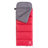 Canadiana 0°C Sleeping Bag With Padded Headrest