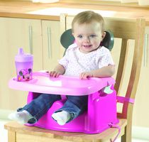 Disney Baby Minnie Mouse Booster Seat