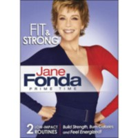 Film Jane Fonda Prime Time: Fit & Strong (DVD) (Anglais)