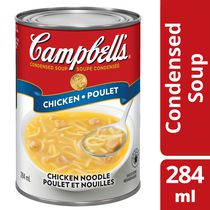 Campbell's Fresh Pasta Condensed Chicken Noodle Soup