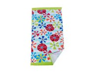 Mainstays Multi Ball Printed Beach Towel
