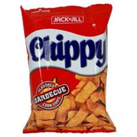 Jack n' Jill Chippy Barbecue Flavoured Corn Chips