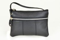 Champs Leather Cross Body Bag