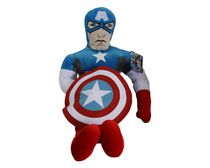 Mon-Tex Mills Captain America Character Pillow