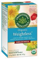 Weightless biologique Traditional Medicinals