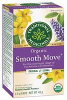 Smooth Move biologique Traditional Medicinals